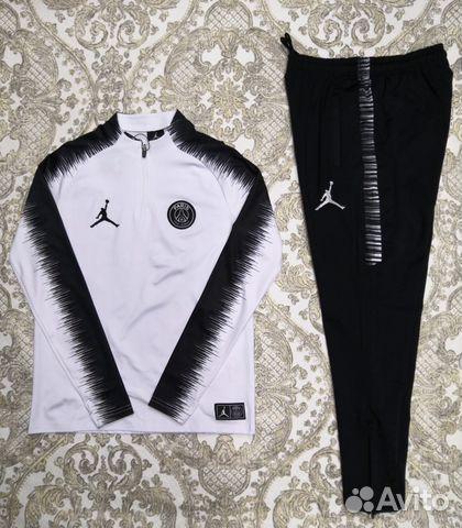 e29cae60 Спортивный костюм PSG Jordan (46-52) купить в Москве на Avito ...