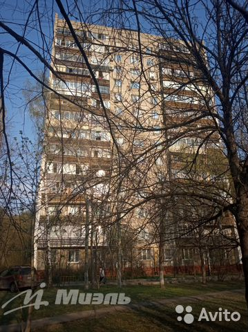 Продается однокомнатная квартира за 5 500 000 рублей. г Москва, ул Головачёва, д 5 к 1.