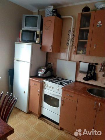 Продается однокомнатная квартира за 1 800 000 рублей. г Калининград, ул Алябьева, д 7.