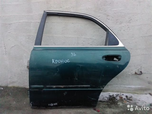 89026196331 Дверь задняя левая Mazda 626 GE 1.8 1992