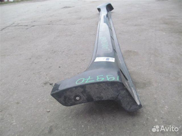 Накладка на порог левая Toyota Land Cruiser UZJ200 89039007373 купить 4