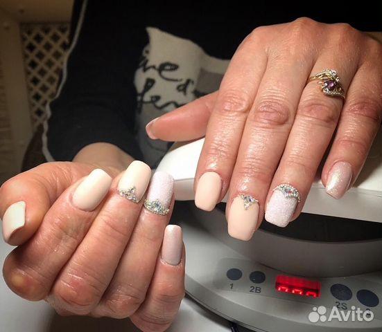 Наращивание ногтей 89182545025 купить 8