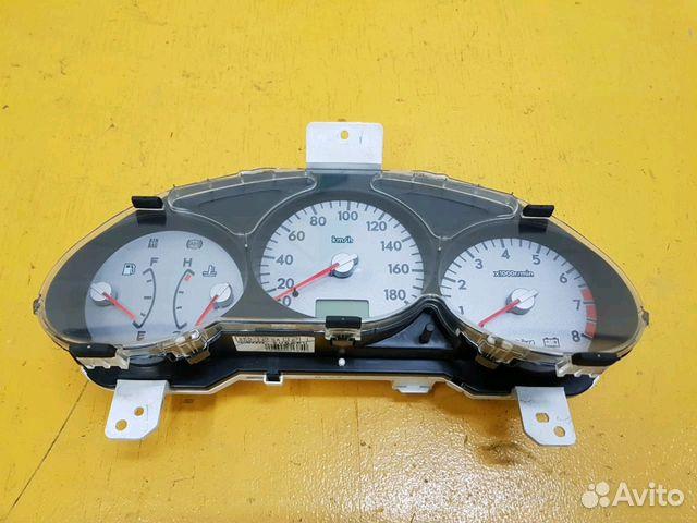 89625003353 Панель приборов МКПП Subaru Forester, SG5, EJ20