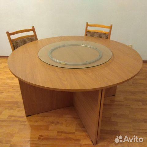 Стол круглый 1,4 м фирмы Фронда купить 1