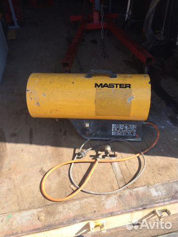 Gas -, värme-gun Master 89039606223 köp 1