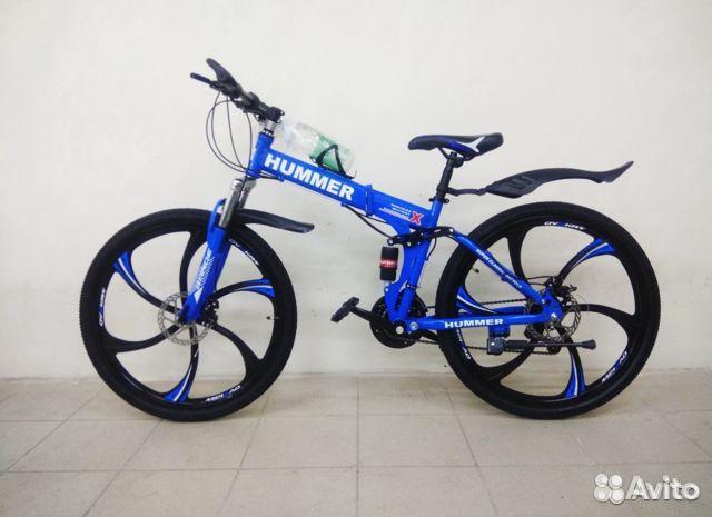 89527559801 Велосипед на литых дисках в Томске