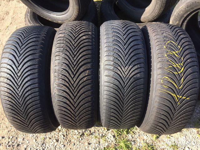 225/55 R16 Michelin Alpin5 89211101675 купить 1