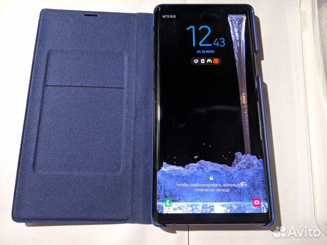 SAMSUNG Galaxy Note 9 512 gb Гарантия Черный