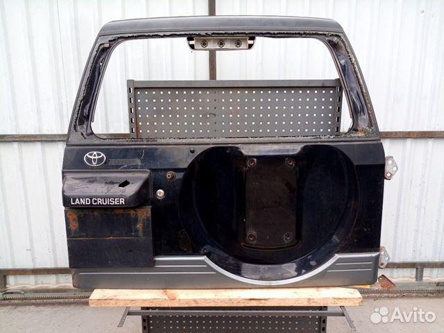 Дверь багажника Тойота 89097753302 купить 1