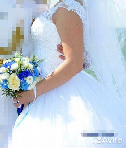 Платье свадебное 89114968120 купить 4