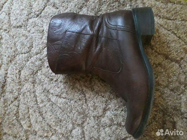 Ботинки демисезонные  89187474580 купить 1