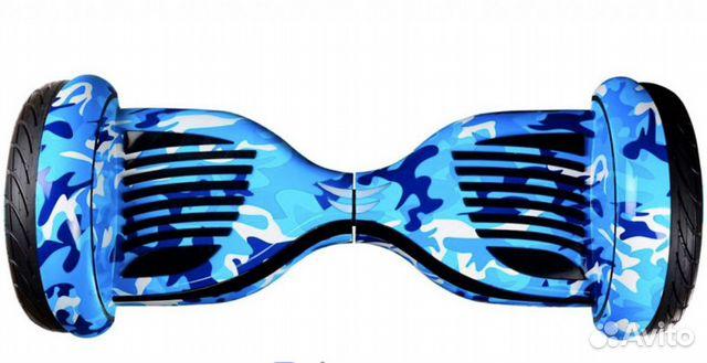 Гироскутер синий хаки Smart Balance  89215604660 купить 1