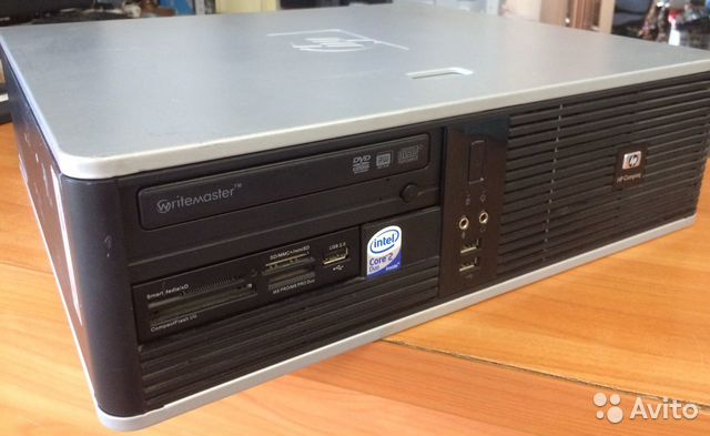 Компьютер HP dc7800