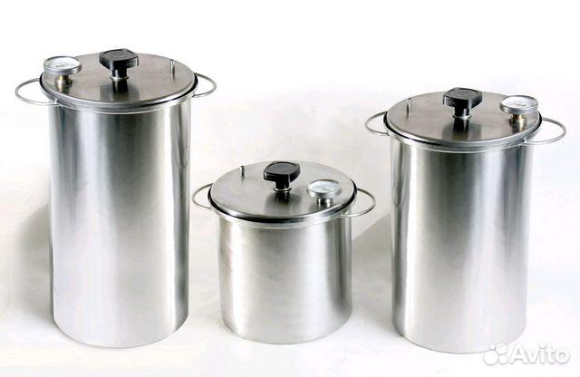 Дымок-коптильня 30 литров нержавейка 89089404104 купить 3