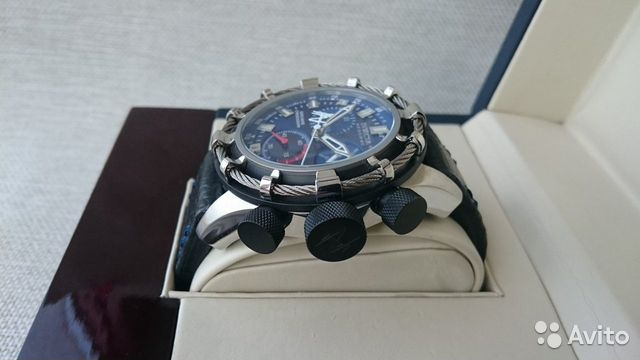 Мужские часы Chronograph Invicta 6433 Обмен 89525003388 купить 3