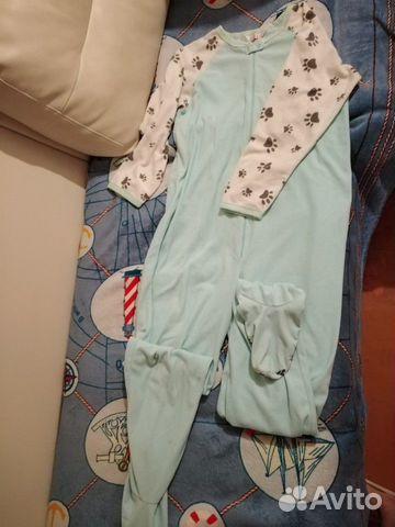 Флисовая пижама 89066748334 купить 1