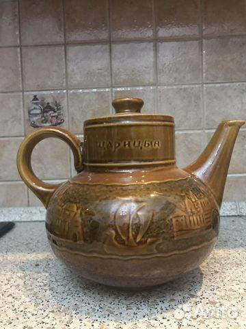 Чайник керамический, СССР 89124701014 купить 1