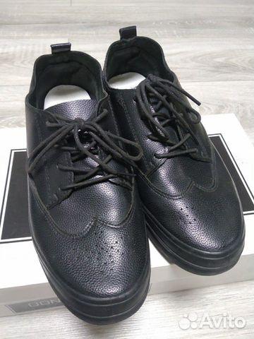 Туфли на шнурках 89788758048 купить 1