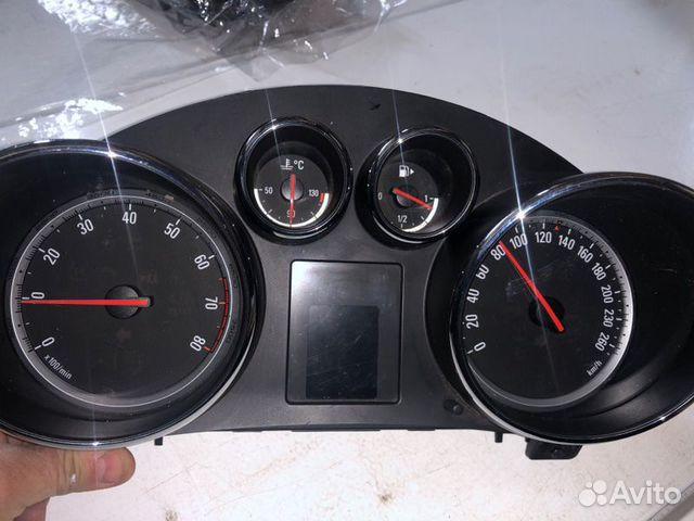 Панель приборов Opel Astra J 1.4 1.6 1.8 2013 89095551515 купить 1