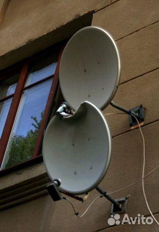 Антенна спутниковая любая интернет