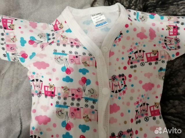 Вещи для девочки от 50 до 62 размера купить 4