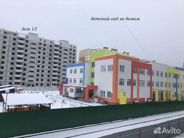 2-к квартира, 65.5 м², 8/10 эт. 89372255196 купить 4