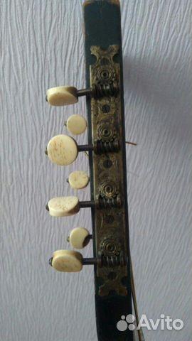 Гитара старинная мастеровая(раритет 1880 года) 89538598168 купить 8