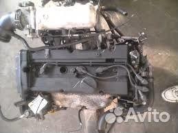 84732022776 Двигатель Hyundai Getz 2002 - 2005
