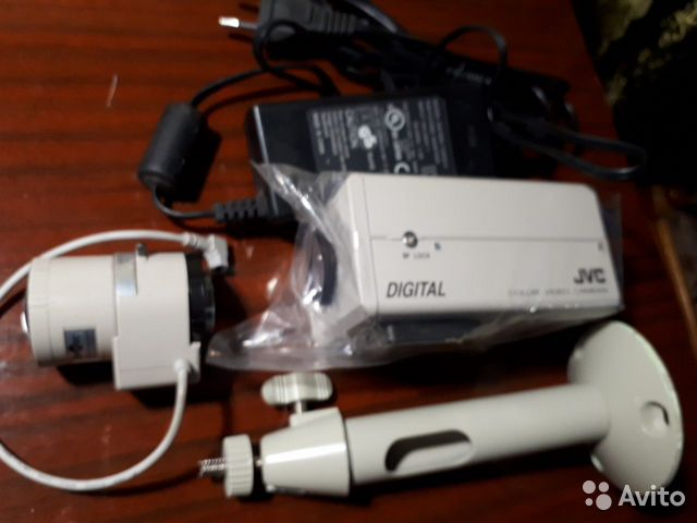 Видеокамера JVC TK-C925E  купить 4