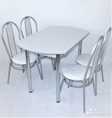 Стол обеденный 110х70 89850571152 купить 6