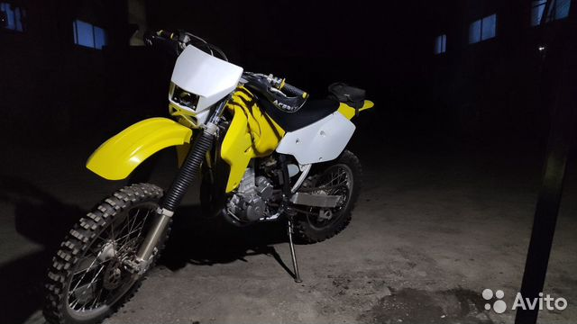 Suzuki Drz 400E купить 1