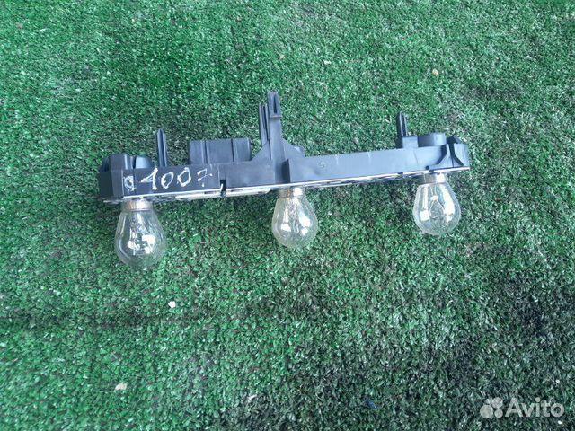 89270165946 Плата фонаря задняя Peugeot 1007 KM TU3JP