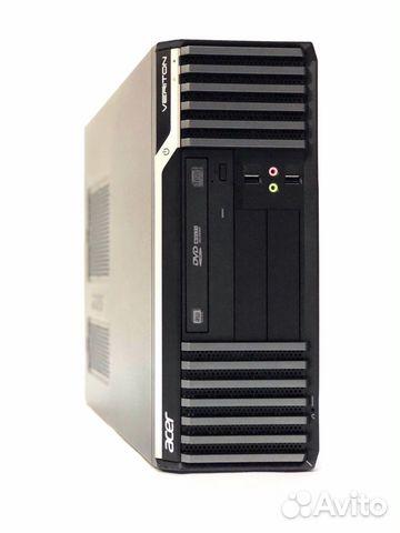 Мощный PC от Acer, на базе Intel Core i7-870