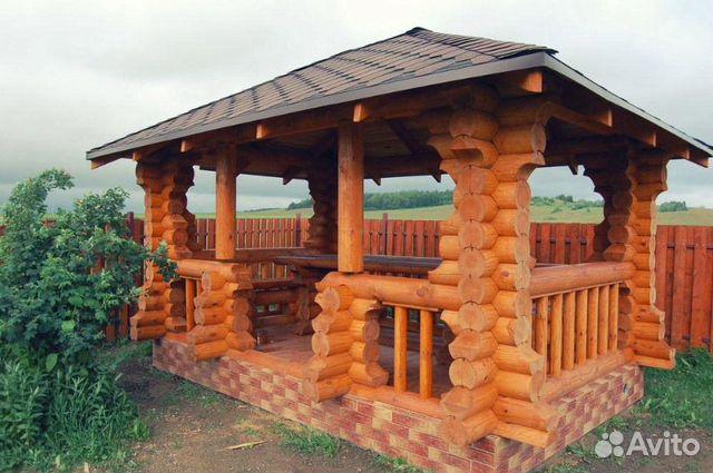 Деревянные срубы/ бани/ беседки 89127347064 купить 8