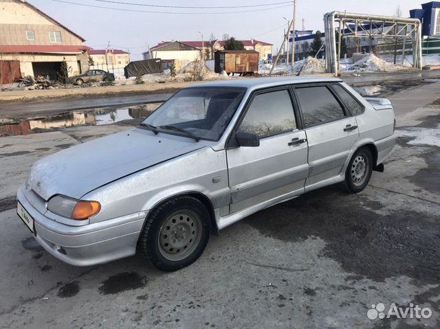 ВАЗ 2115 Samara, 2004 купить 1