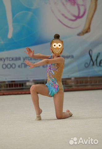 Купальник для художественной гимнастики 89027698260 купить 3