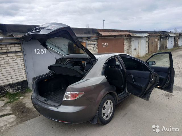 Mazda 6, 2007 89586029446 купить 3