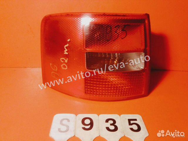 84732022776 Фонарь задний левый Audi A6 (C5) 1997-2004