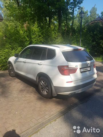 BMW X3, 2014 89062441204 купить 3