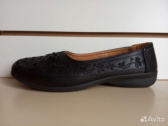 Туфли женские, новые, р.39  купить 2