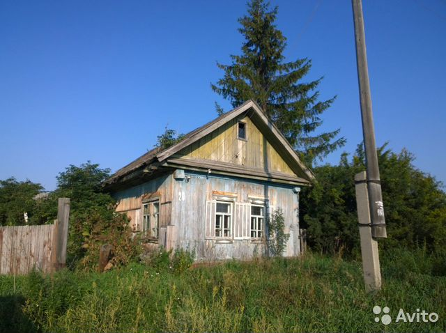 Дом 27.1 м² на участке 29 сот. 89136100700 купить 1