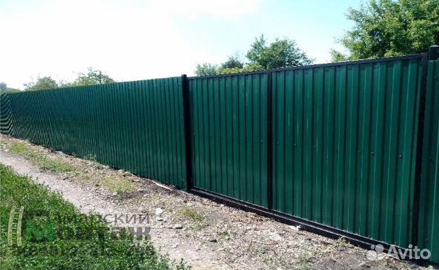 Забор из профнастила под ключ 89270798222 купить 3