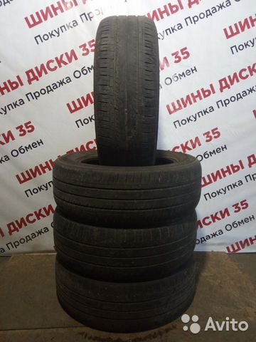 Комплект шин 205/60/16 Kumho Solus  89115014247 купить 1