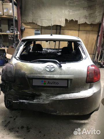 Toyota Auris, 2008 89124435777 купить 7