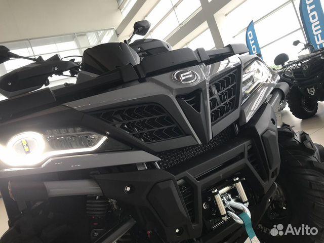 Квадроцикл CF Moto X10 EPS 88792225000 купить 10