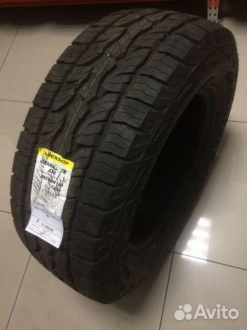 285/60 R18 Dunlop Grandtrek аt5 120Н