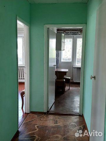 2-к квартира, 40.8 м², 1/2 эт.