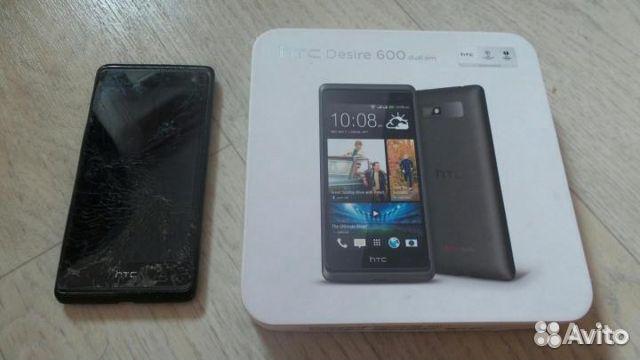 Телефон HTC Desire 600 dual sim  89248292931 купить 1