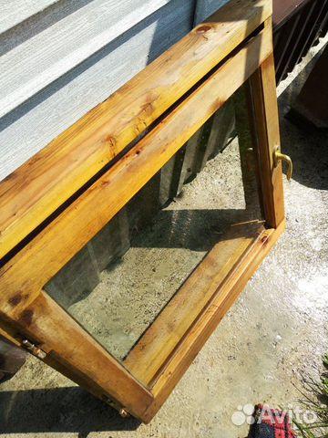 Рама деревянная остеклена в коробе 89515859780 купить 3