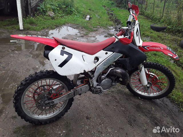 Honda cr125  89092682789 купить 7